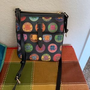 Dooney Cross Body Bag Authentic